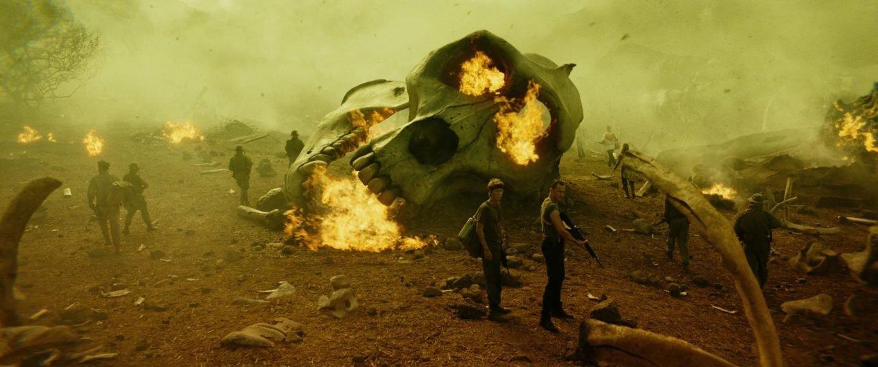 Kong: Skull Island Movie Review - Big, Dumb Fun 1