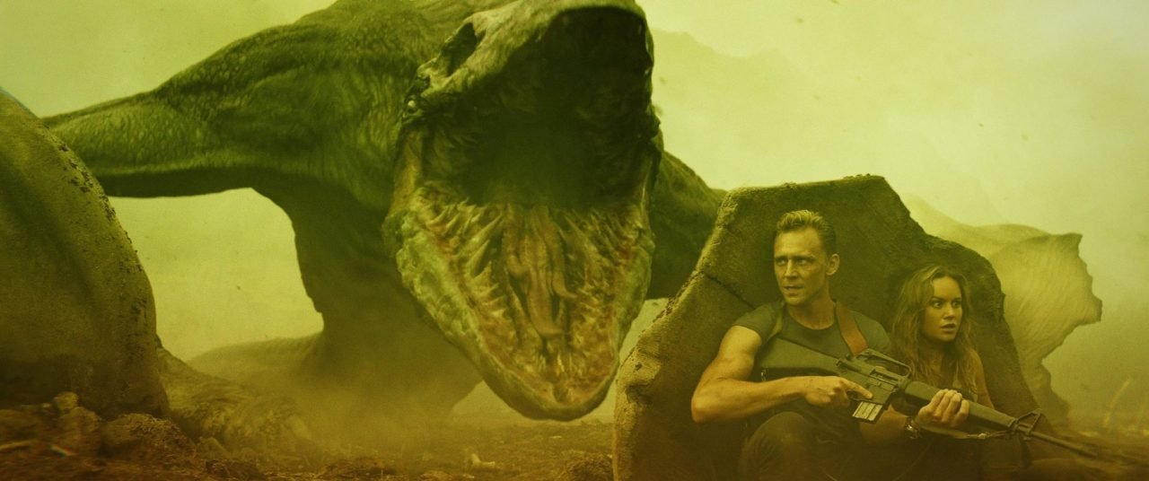Kong: Skull Island Movie Review - Big, Dumb Fun 2
