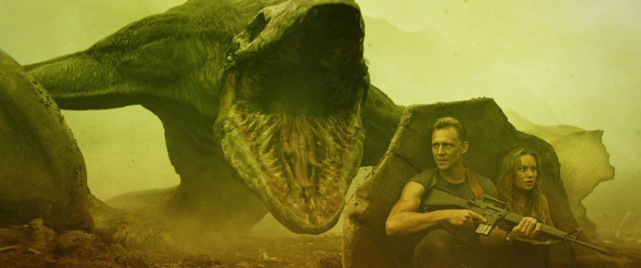 Kong: Skull Island Movie Review - Big, Dumb Fun 2