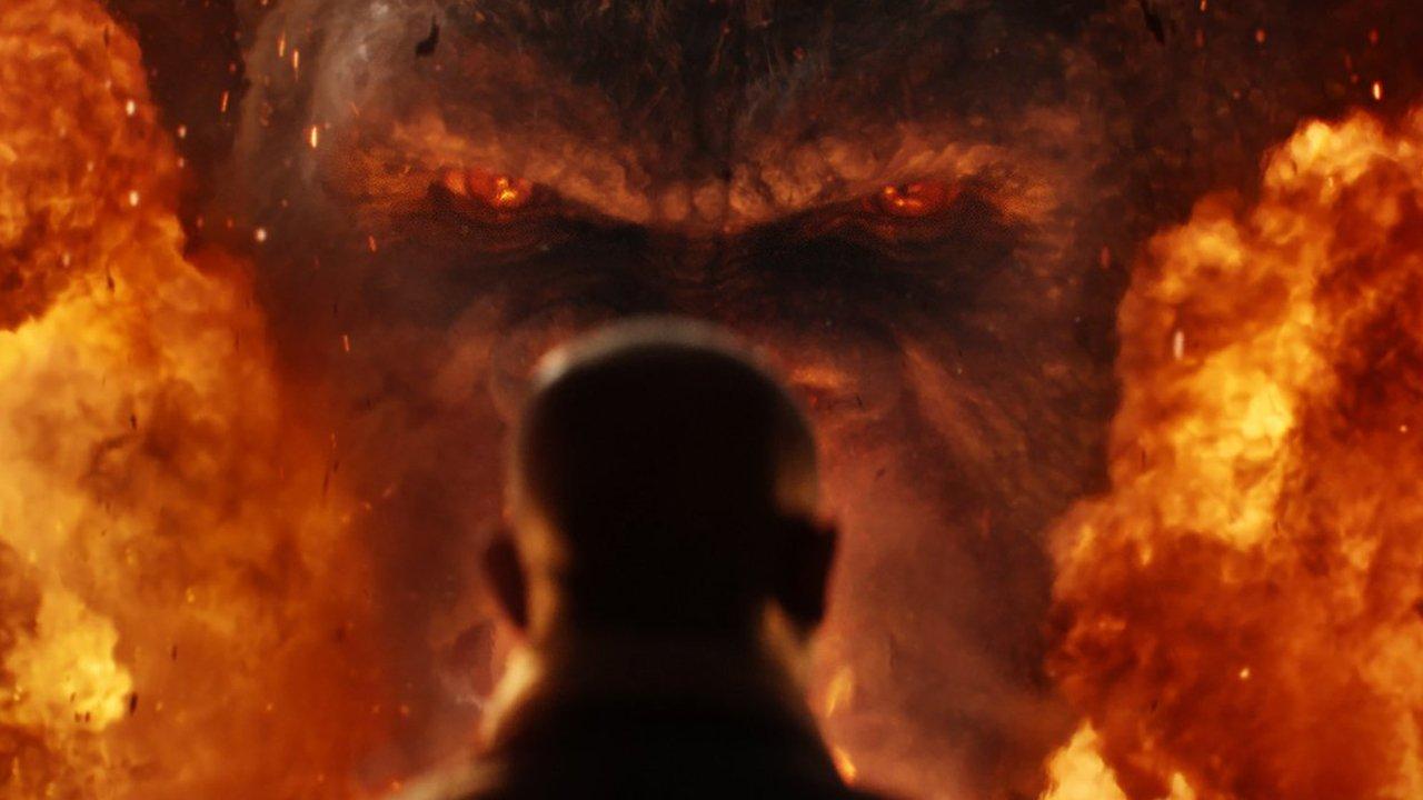 Kong: Skull Island Movie  - Big, Dumb Fun (2017) Review 6