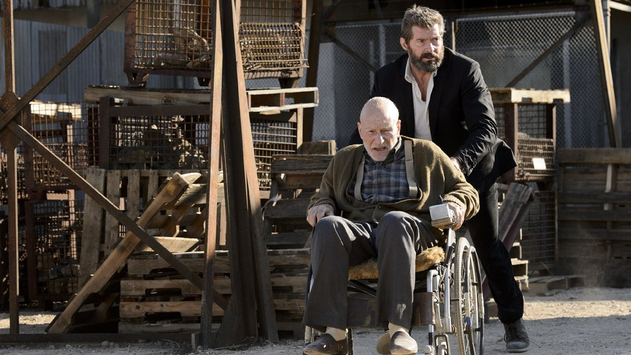 Logan - A Farewell to Two X-Men