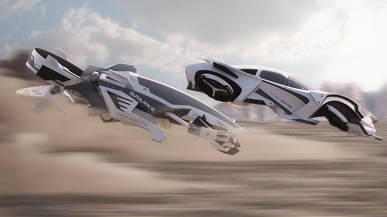 Mantis Burn Racing Recieves New Update and DLC