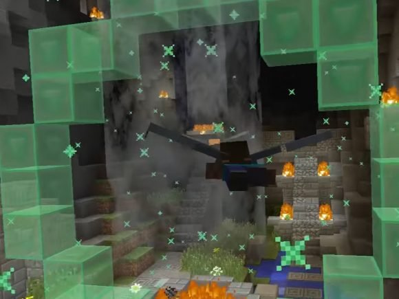 Minecraft Adds New Glide Mini Game Tomorrow