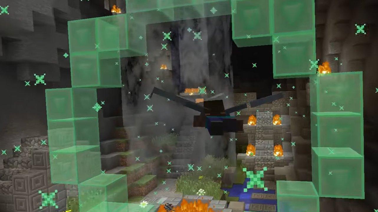 Minecraft Adds New Glide Mini Game Tomorrow