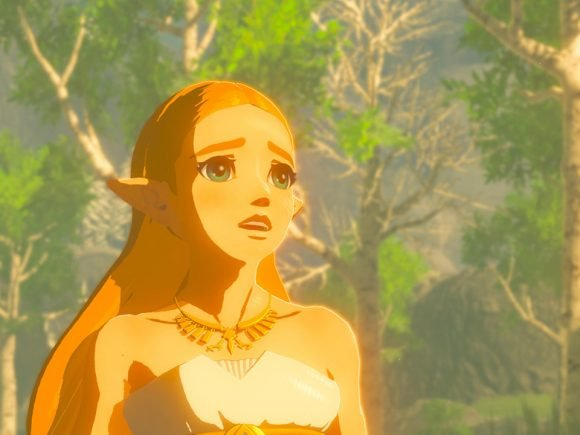 New Breath Of The Wild Update Makes Things A Little Better