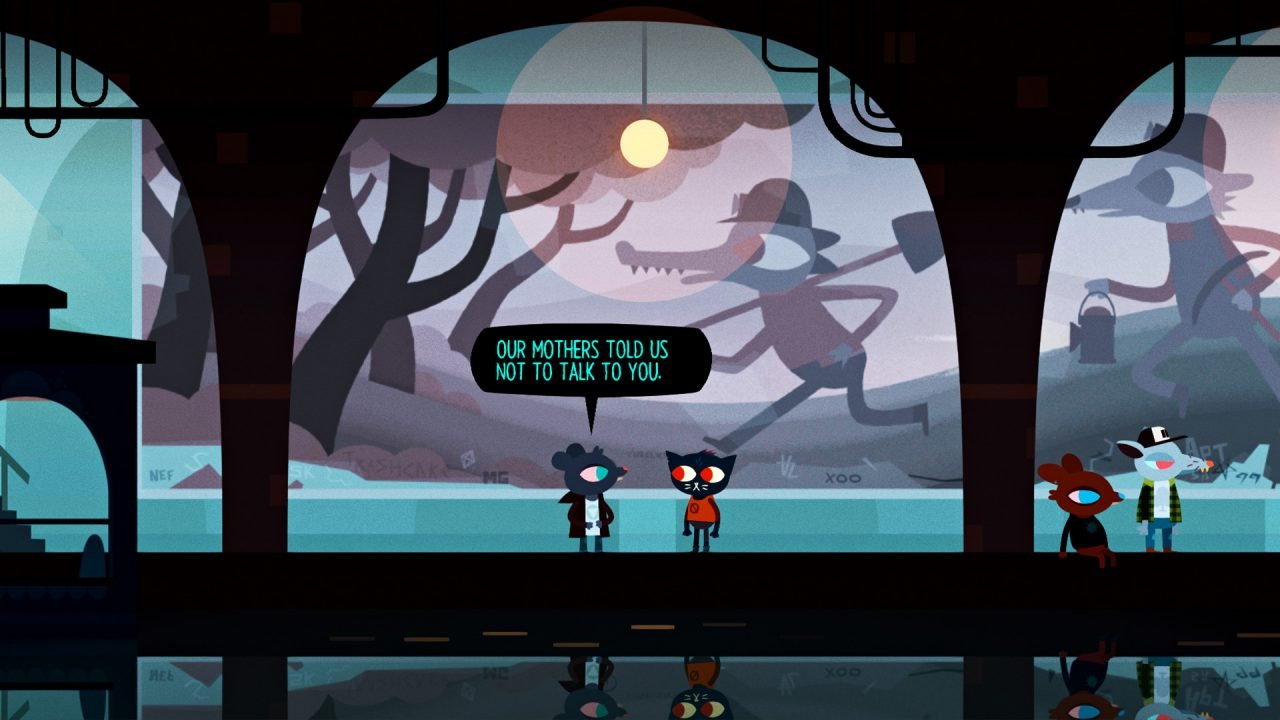 Night in the Woods Review - A Melancholy Yet Realistic Tale 2