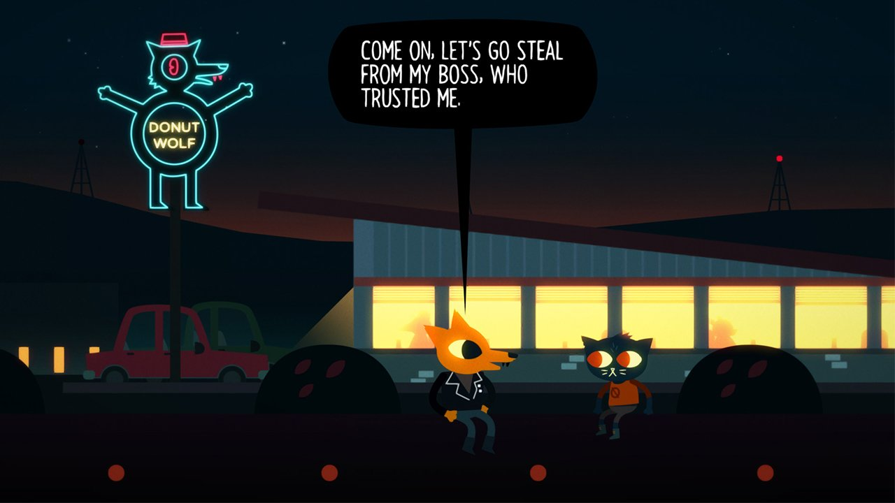 Night in the Woods Review - A Melancholy Yet Realistic Tale 1