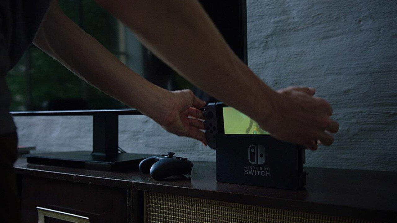 Nintendo Switch Uses Standard Tegra X1 Chip