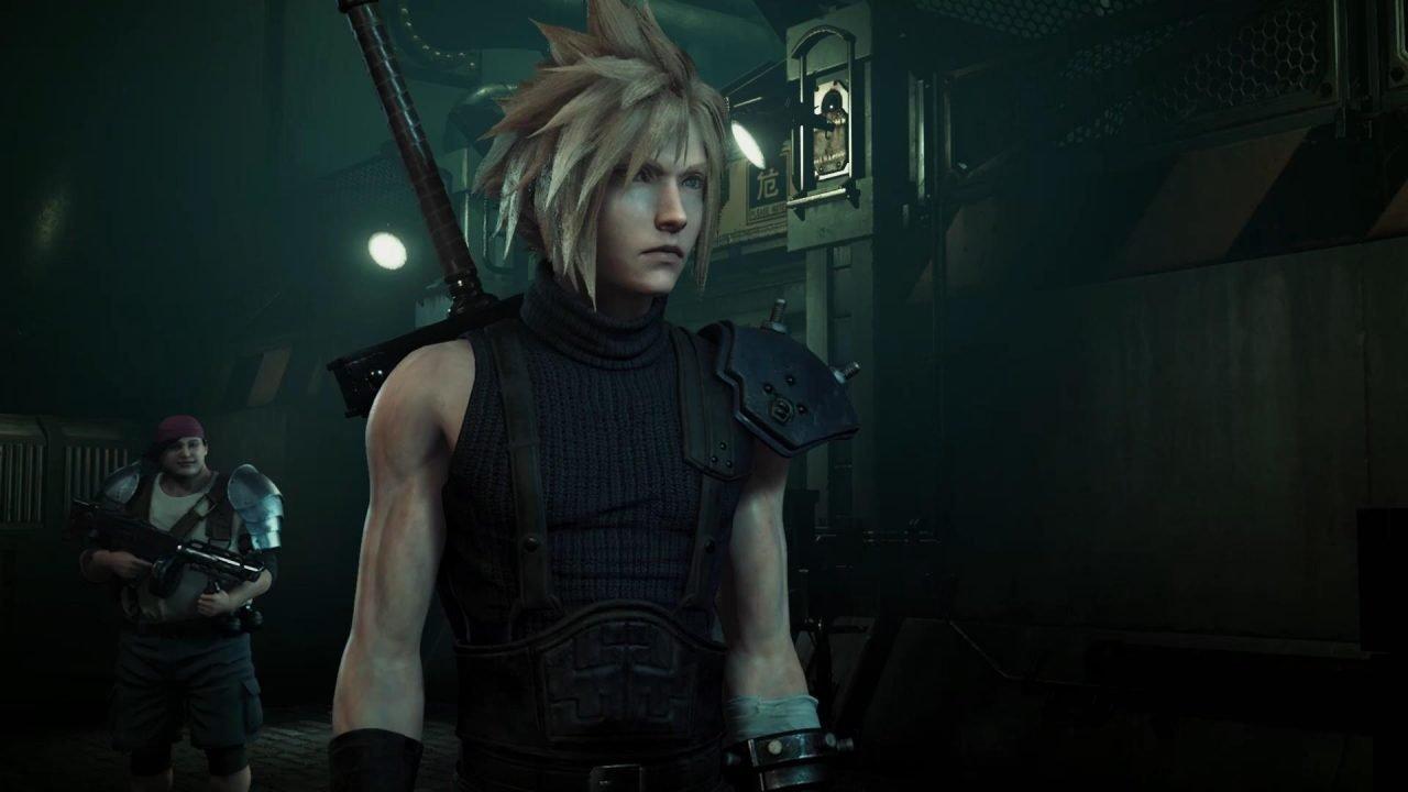Nomura Reveals Final Fantasy VII Remake's Battle System 2