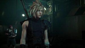 Nomura Reveals Final Fantasy VII Remake's Battle System