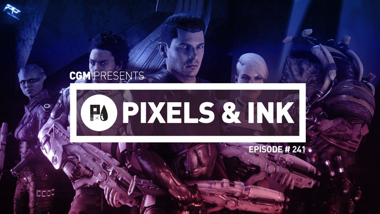Pixels & Ink #241 - Cody Hates Nintendo 1
