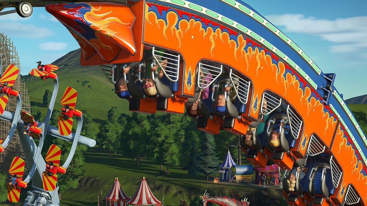 Planet Coaster Spring Update Announced