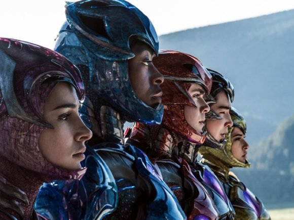 Power Rangers Movie Review - Suprisingly OK 1