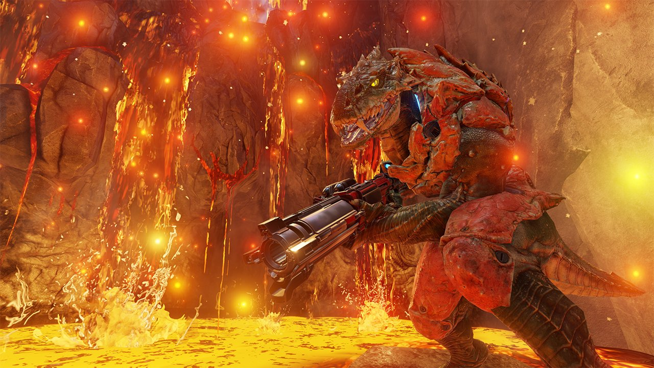 Quake Champions Preview - A New Old-School Shooter