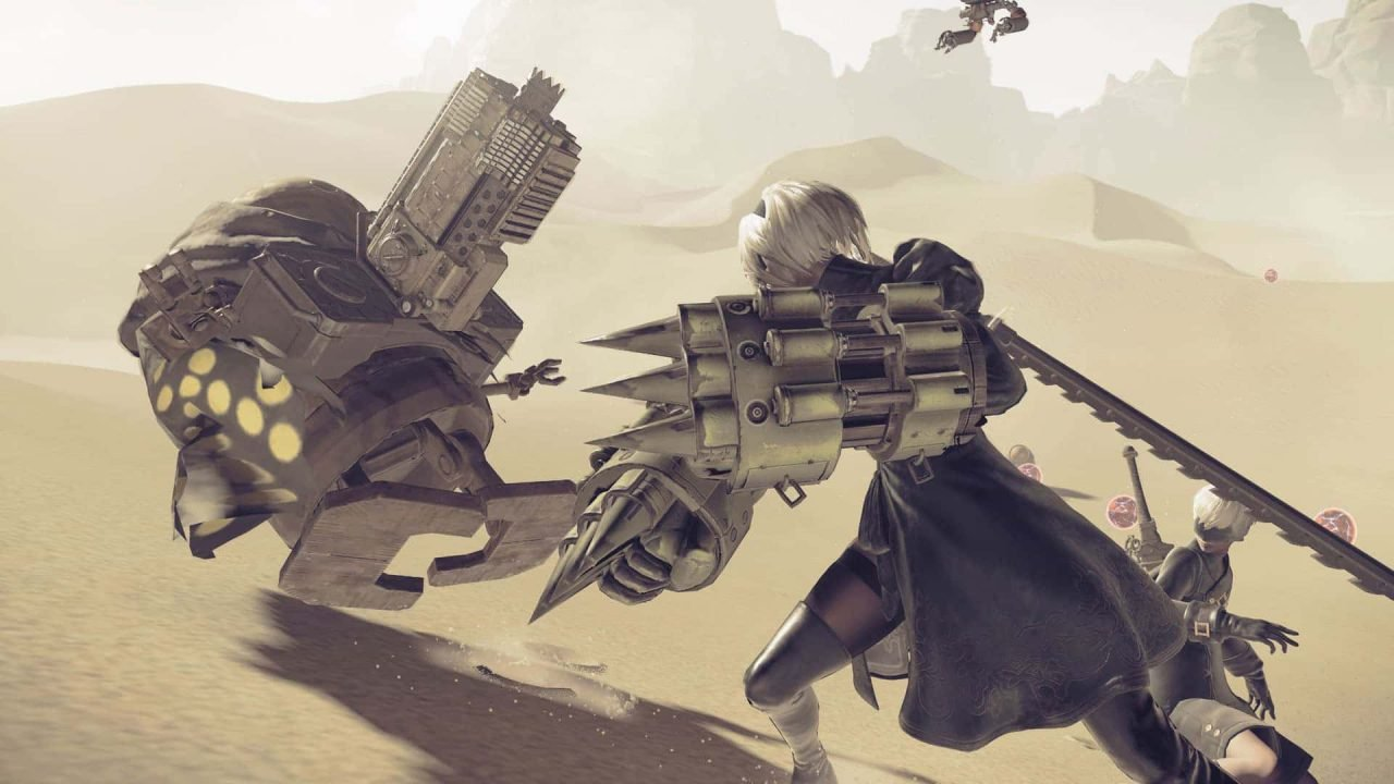 Resisting the Apocalypse in NieR: Automata – Preview 3