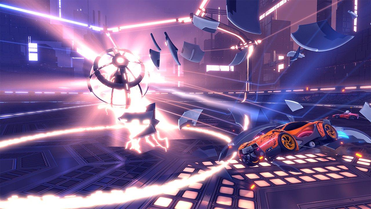 "Rocket League Receiving New ""Dropshot"" Mode"