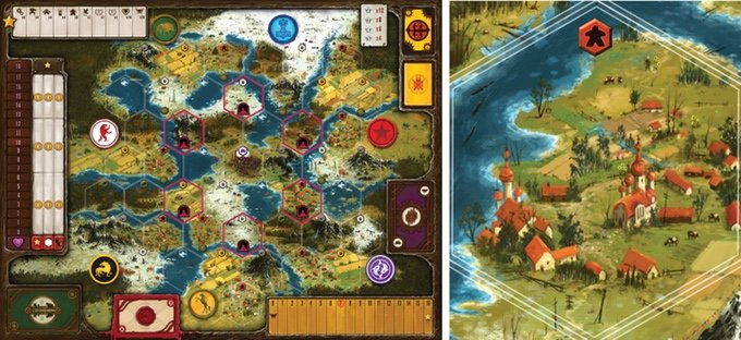 Scythe Board Game Review - Strategy Without Complexity 1