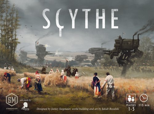 Scythe Board Game Review - Strategy Without Complexity 5