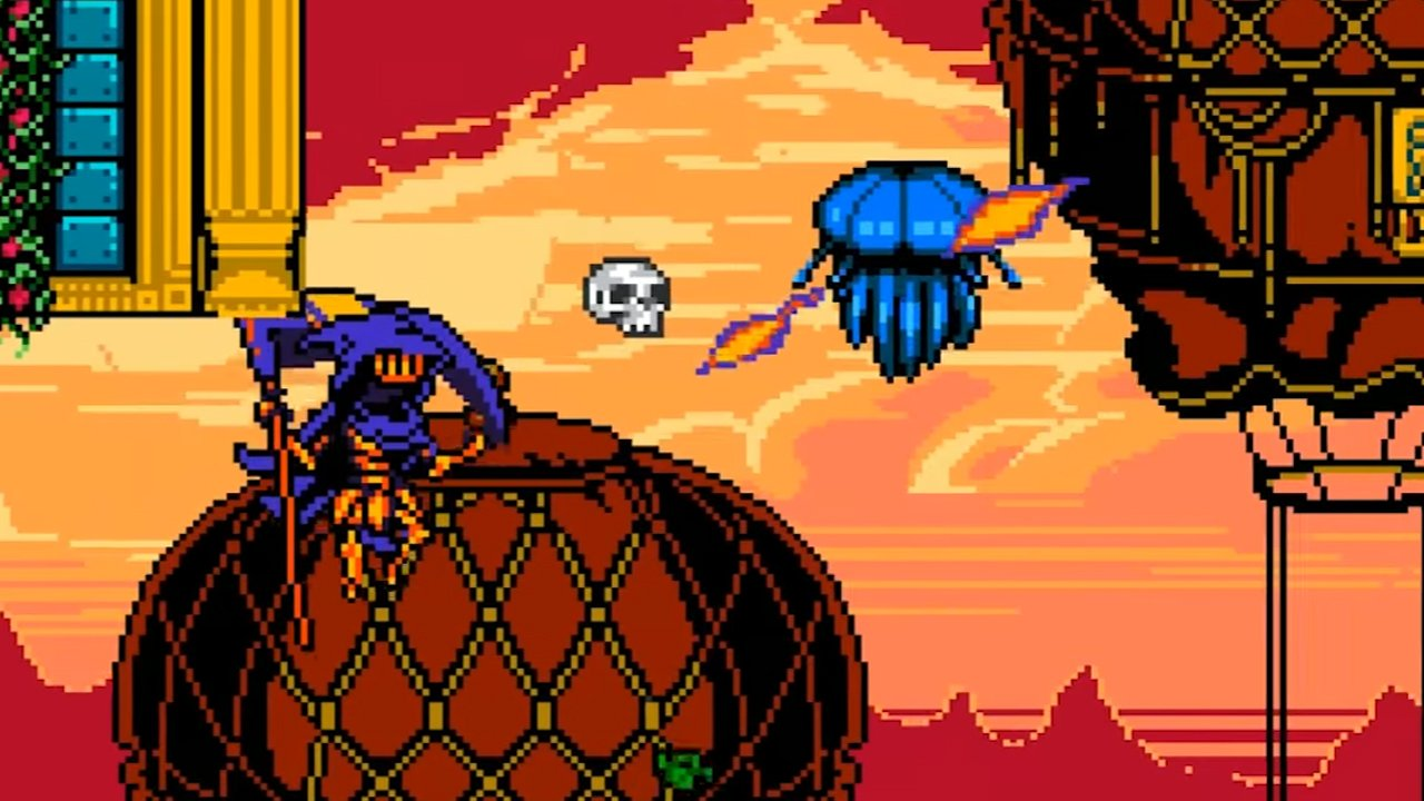 Shovel Knight: Specter Of Torment Switch Review