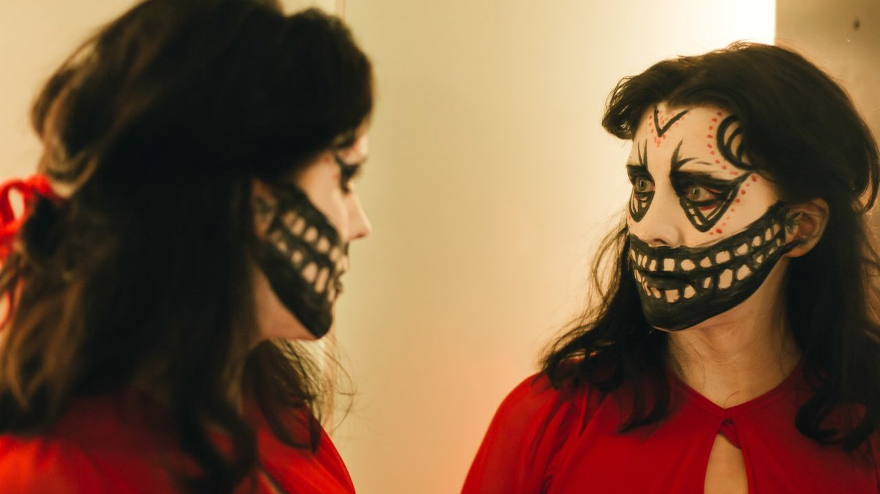 Shudder Exclusive Prevenge  - Blood Coated Commedy (2016) Review 7