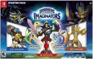 Skylanders Imaginators Switch Review - Still Relevant 3