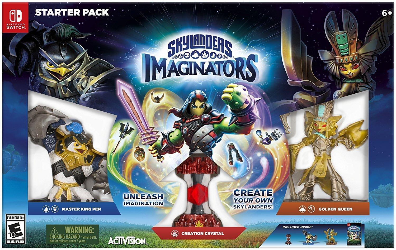 Skylanders Imaginators Switch Review - Still Relevant 4