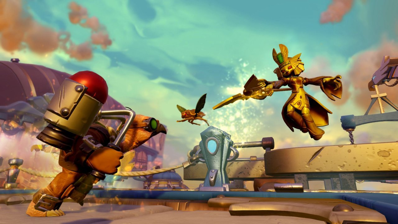 Skylanders Imaginators Switch Review - Still Relevant
