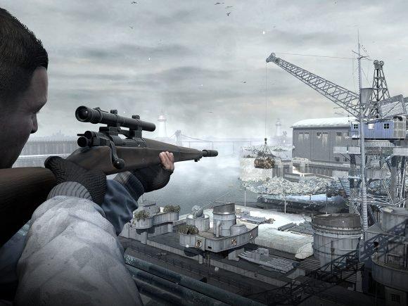 Sniper Elite 4: Deathstorm DLC Releases March 21 1