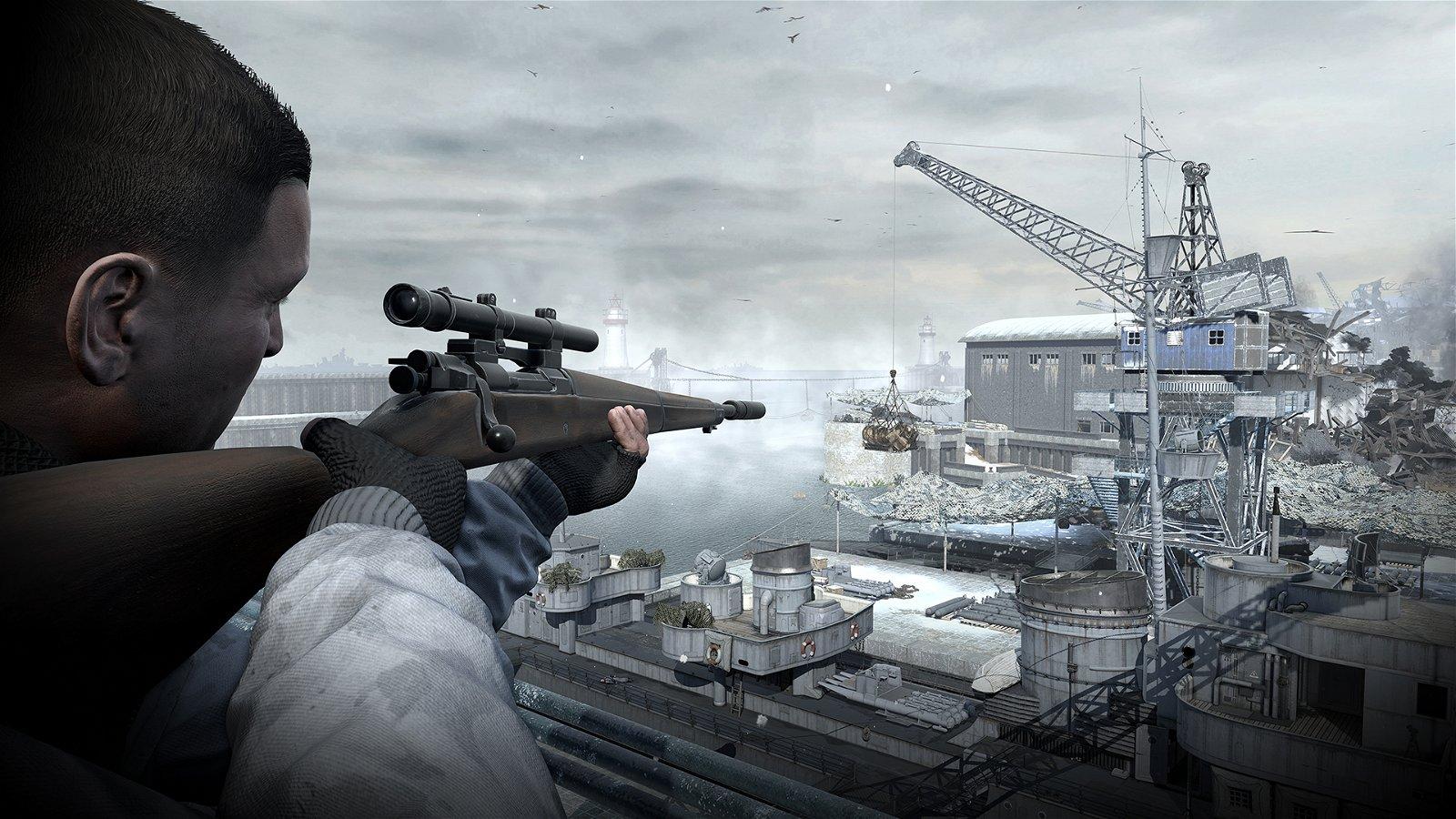 Sniper Elite 4: Deathstorm DLC Releases March 21 2