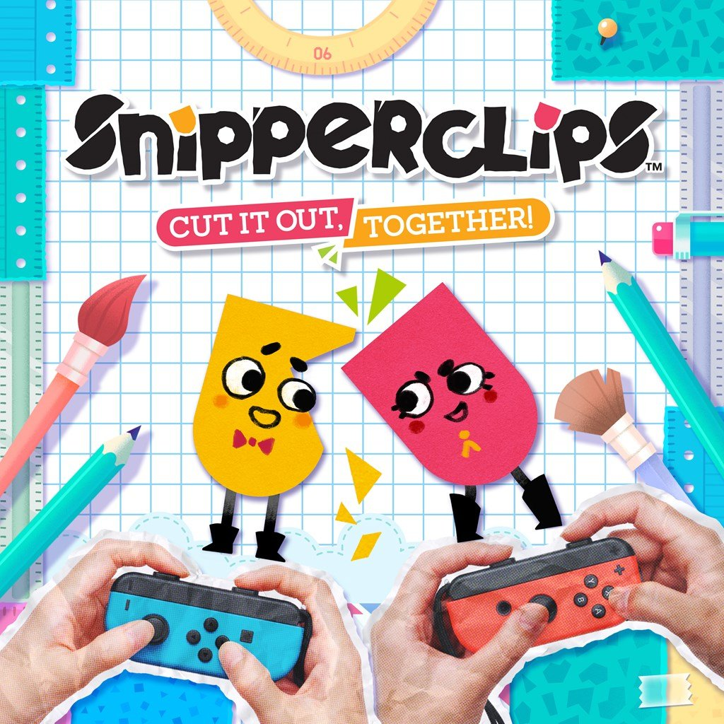 Snipperclips Review - The Other Switch Must Have 1