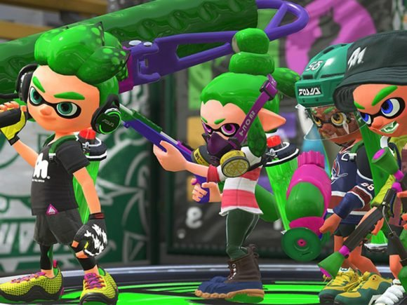 Splatoon 2 Preview (Dummy Draft)