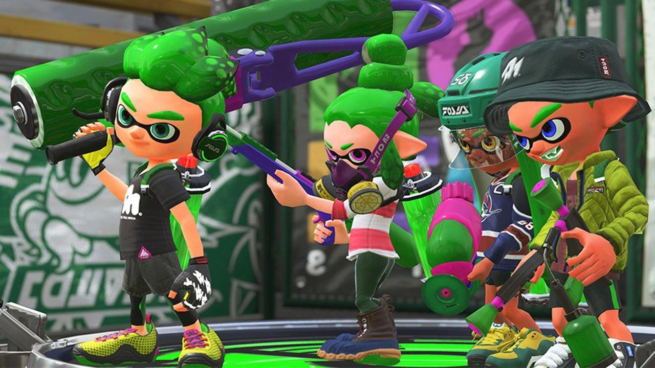 PAX Preview: Splatoon 2 - The Big Gun on The Nintendo Switch 1