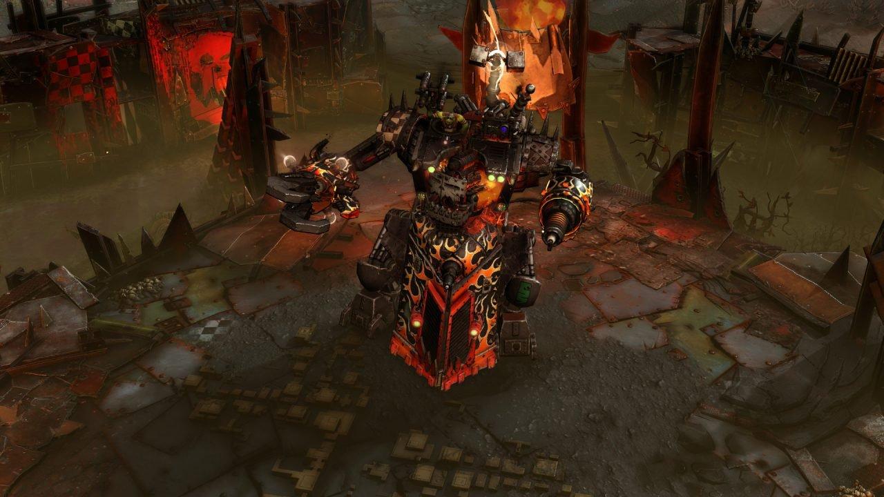 ss 48fe01b186fe1a4480951cba6f05cc94855a62b0.1920x1080 1280x720 - Warhammer 40K: Dawn of War III Director talks Customization, Lore and More