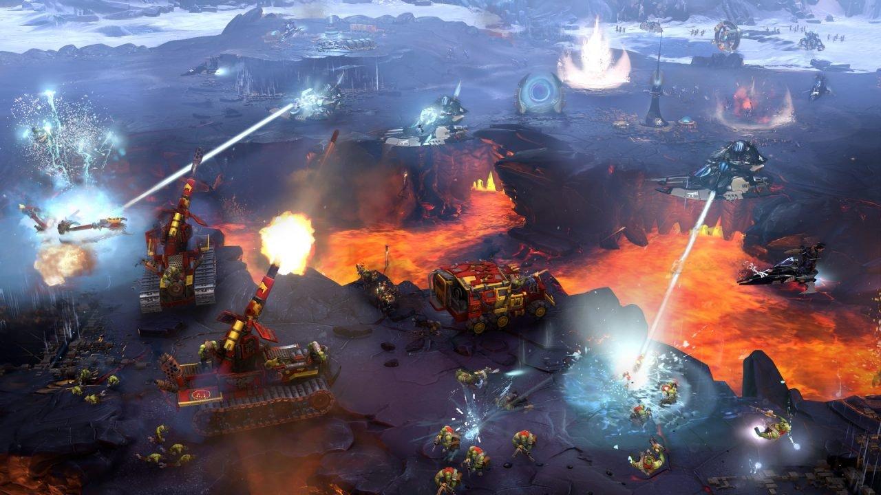 ss ce1947bb9c226bec57f2c8931db14b9e0bfed3a8.1920x1080 1280x720 - Warhammer 40K: Dawn of War III Director talks Customization, Lore and More