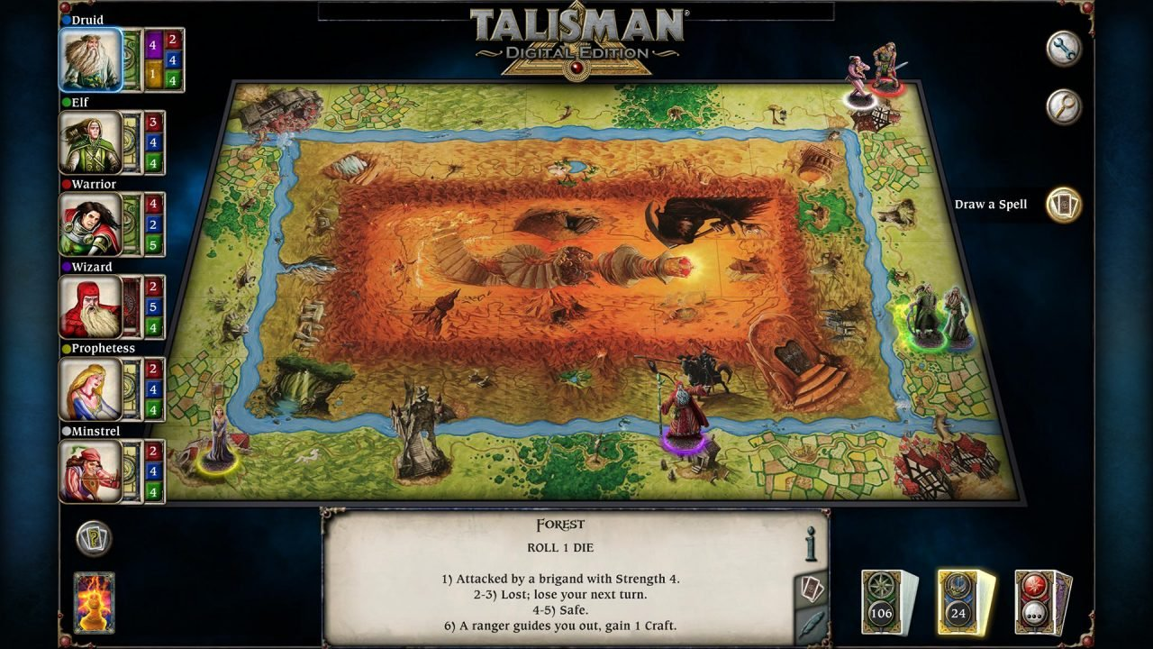 Talisman: Digital Edition Is A Great New Way To Play An Old Game 6
