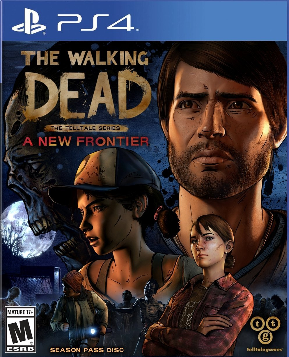 The Walking Dead: Season 3 - The New Frontier Episode 1&2  Review 1