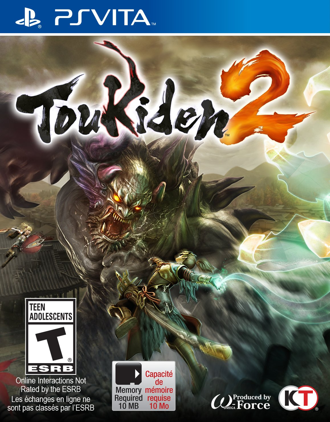 Toukiden 2 Review 5