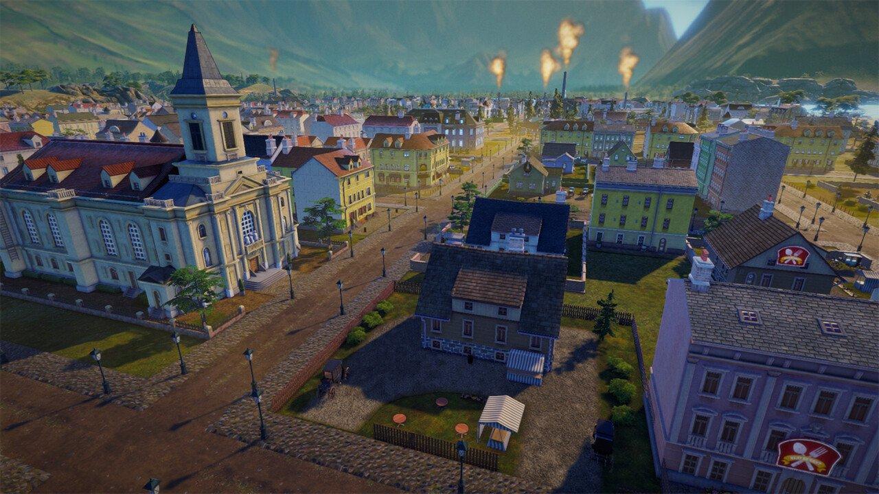 Ubran Empire Review - A Deep City Sim 3