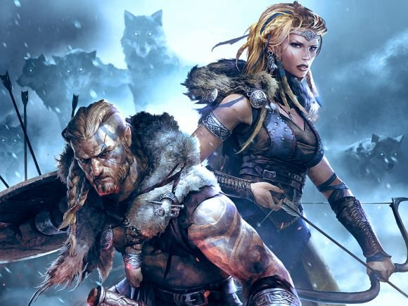 Vikings  – Wolves of Midgard Review - Intense Cheese 2