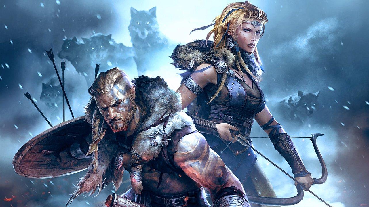 Vikings  – Wolves of Midgard Review - Intense Cheese 3