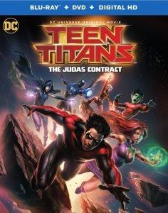 Teen Titans: The Judas Contract BluReview