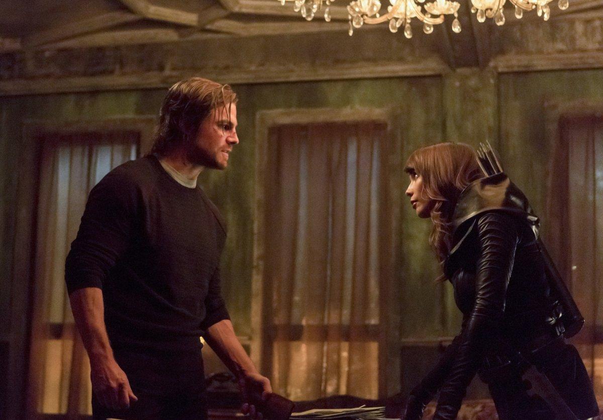 Talking Nerdy With Arrow'S Lexa Doig
