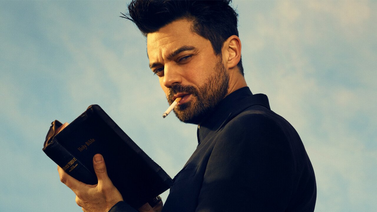 AMC Releases Teaser for Preacher Season Two