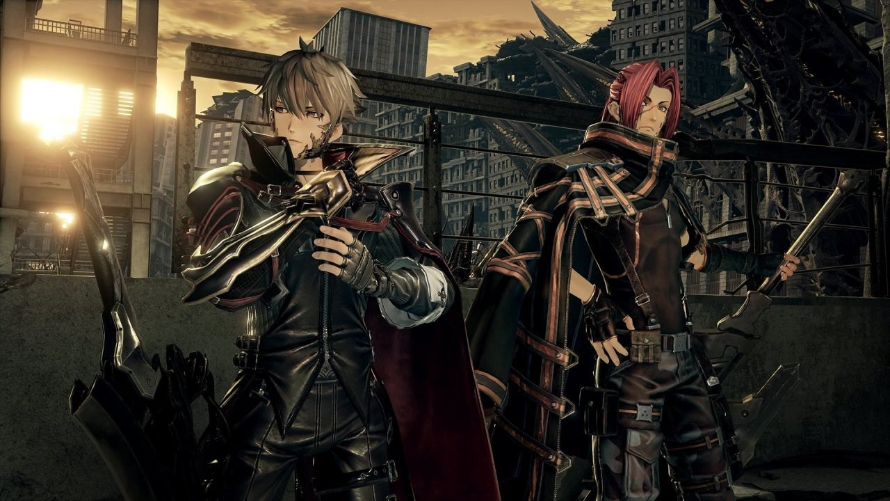 Bandai Namco Gives Details on New Title, Code Vein