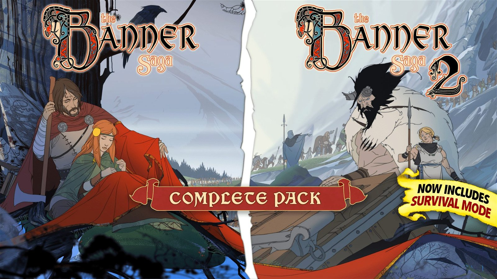 Banner Saga Complete Pack Review 2