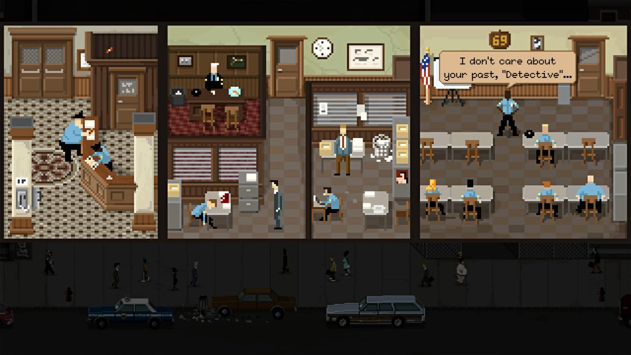 Beat Cop Review -  Miami Vice Meets Papers, Please 2