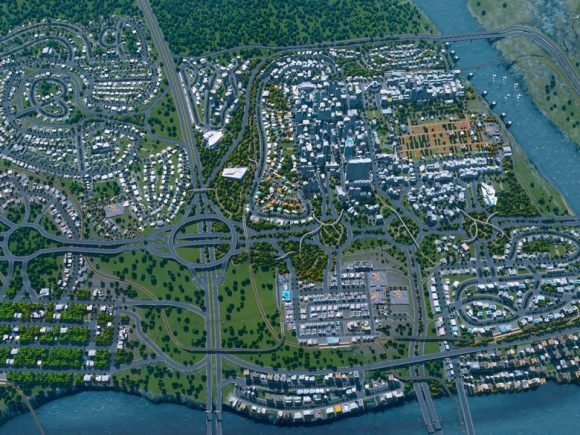 Cities: Skylines Will Debut on the Xbox One on April 21