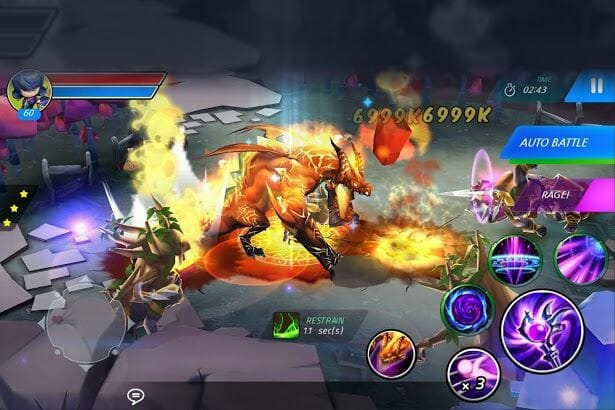 Talking Crushmon With Lead Game Designer Young Jun Son