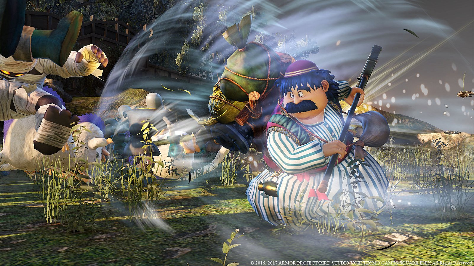 Dragon Quest Heroes Ii Review - Omega Force'S Best Work 2