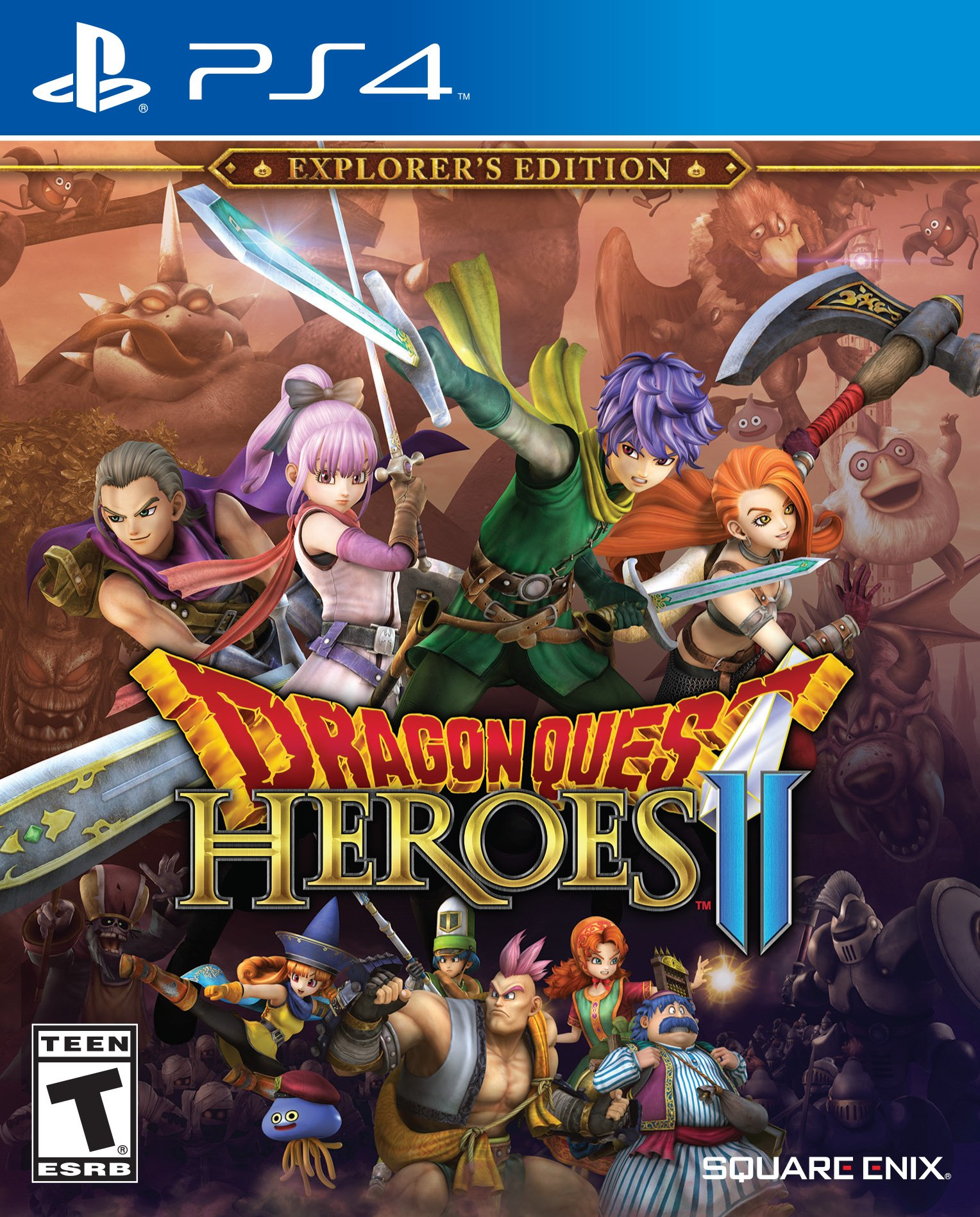 Dragon Quest Heroes II Review - Omega Force's Best Work 5